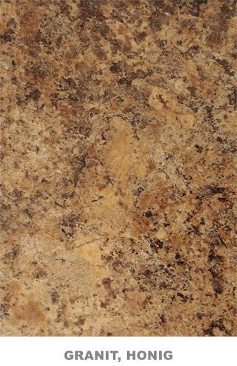 küchenarbeitsplatte granit honig