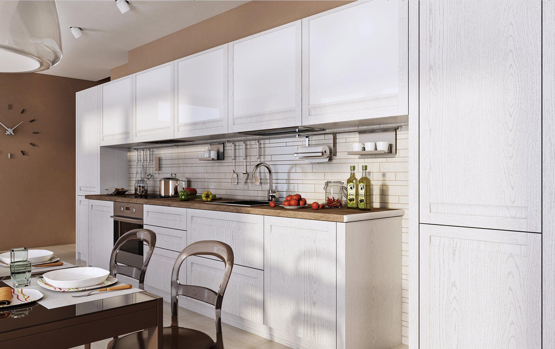 landhausküche weiß design küchen hochglanz küche weiß