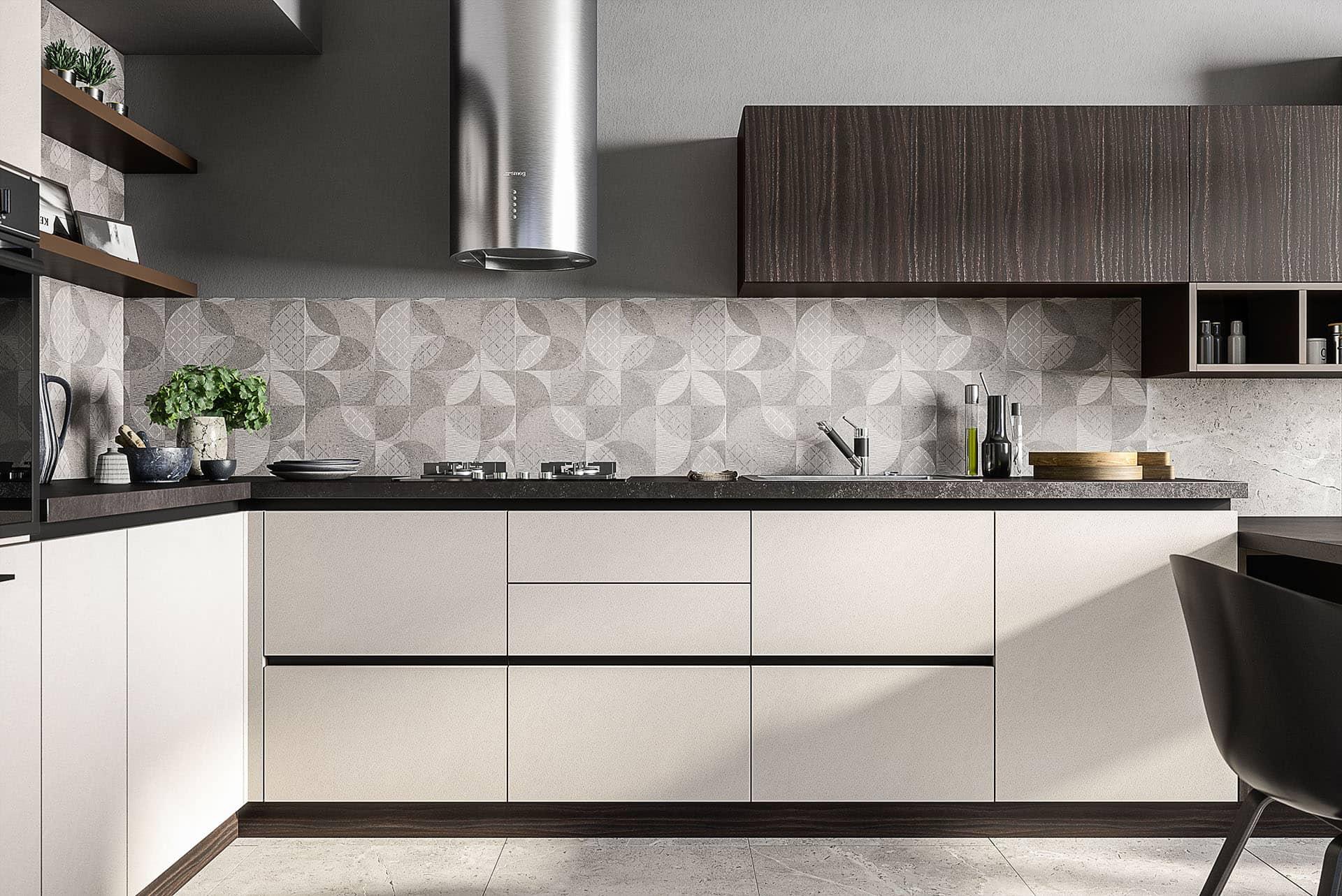 eckküche modern