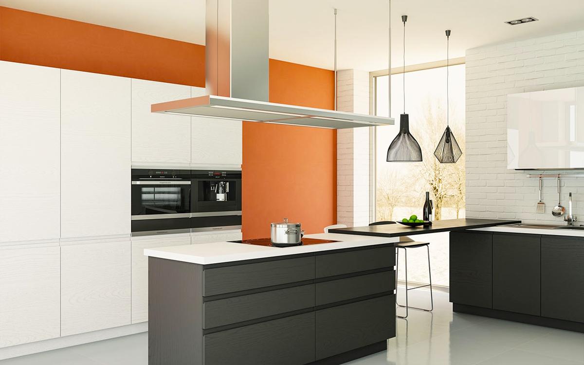 küchenblock mit kücheninsel küchenmöbel
