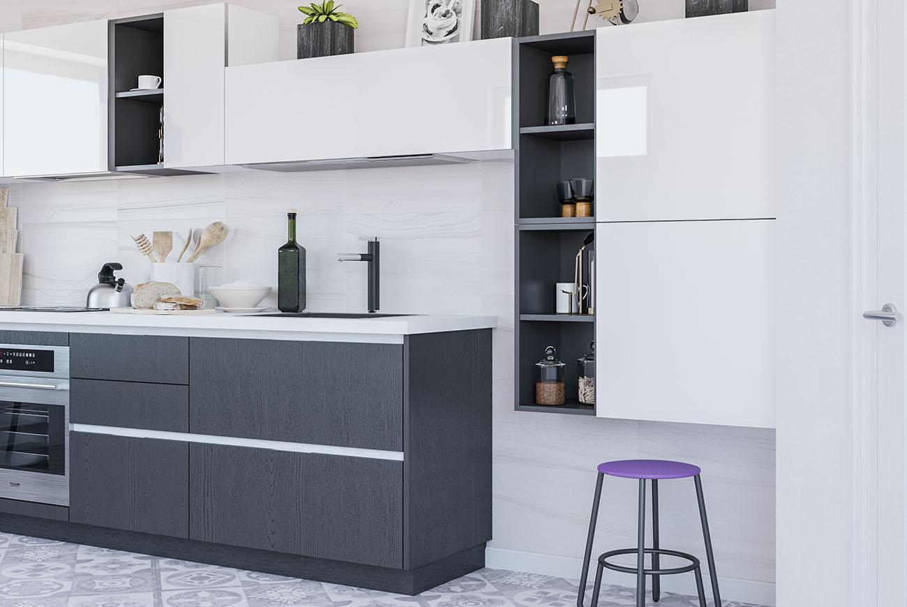 küchenzeile kaufen einbauküche mit elektrogeräten