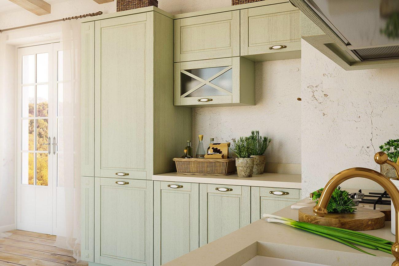 massivholzküche küchenmöbel holz