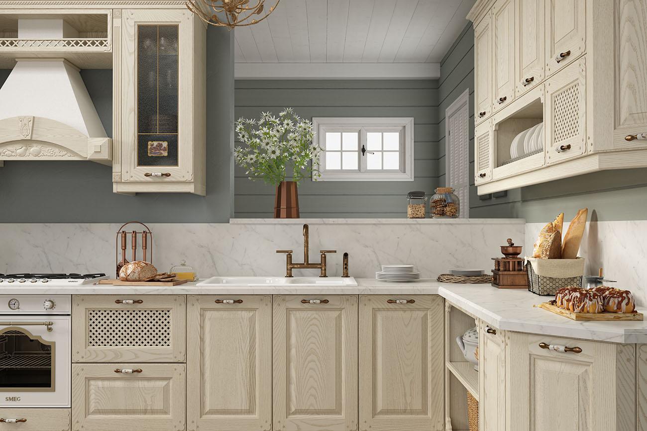küchenmöbel küche landhausstil