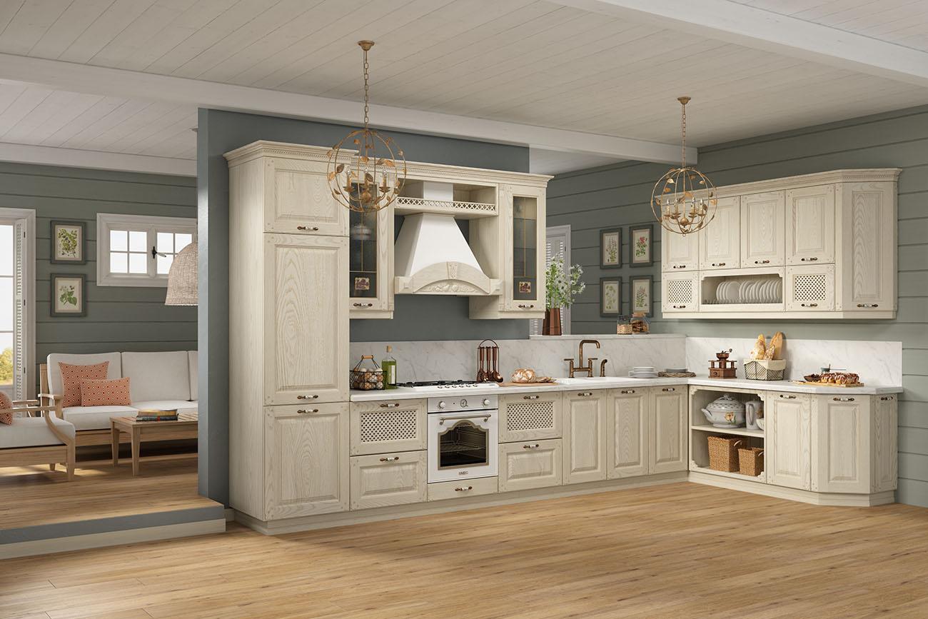 küchenblock hellblau küchenblock l form