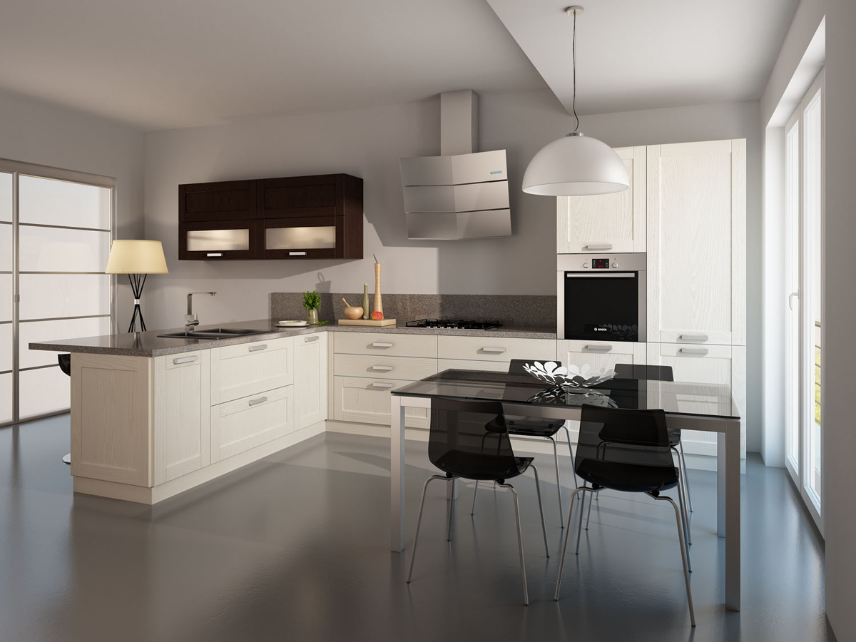holz küchen modern küchenmöbel im landhausstil luxus küche massivholz