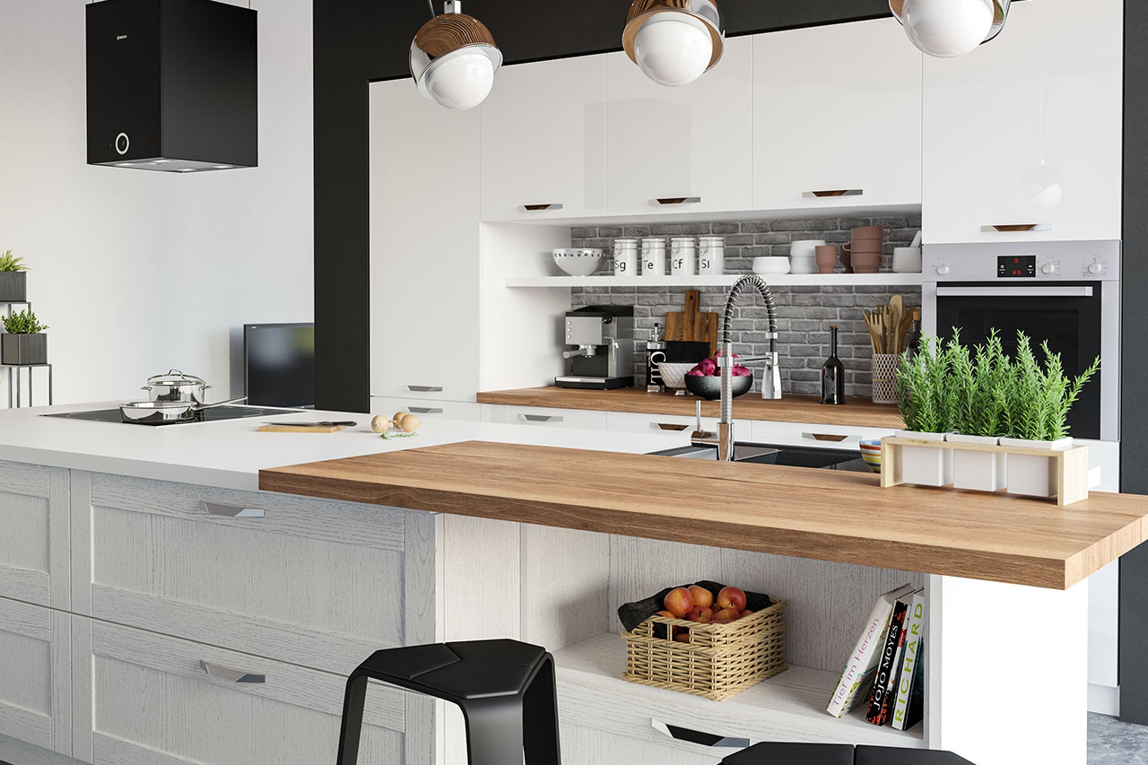 moderne landhausküche design küchen hochwertige küche komplett holzküche