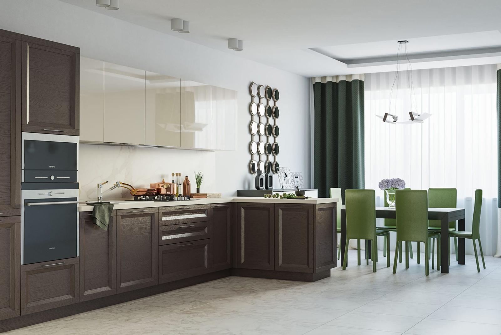designer küchen einbauküche echtholz landhausküche