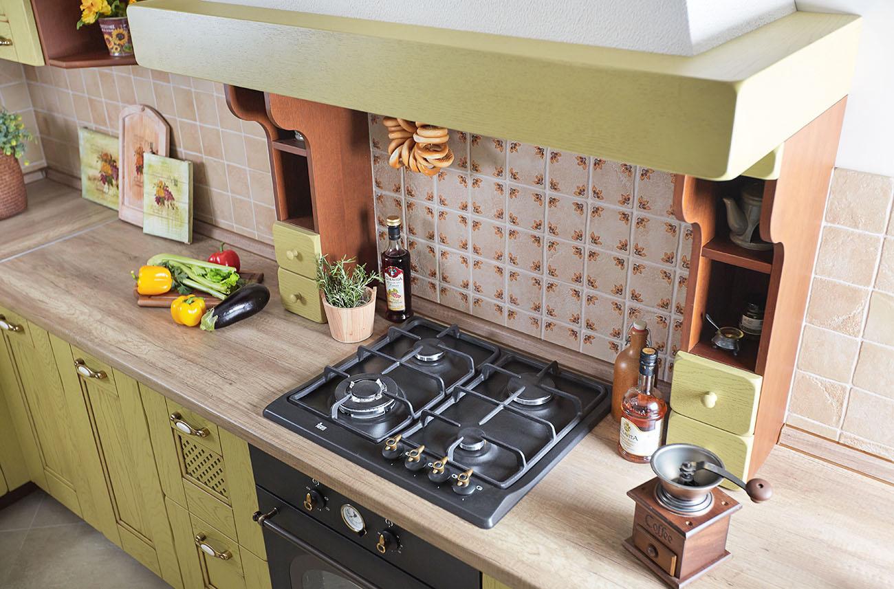 hochwertige küchenmöbel landhausstil küche