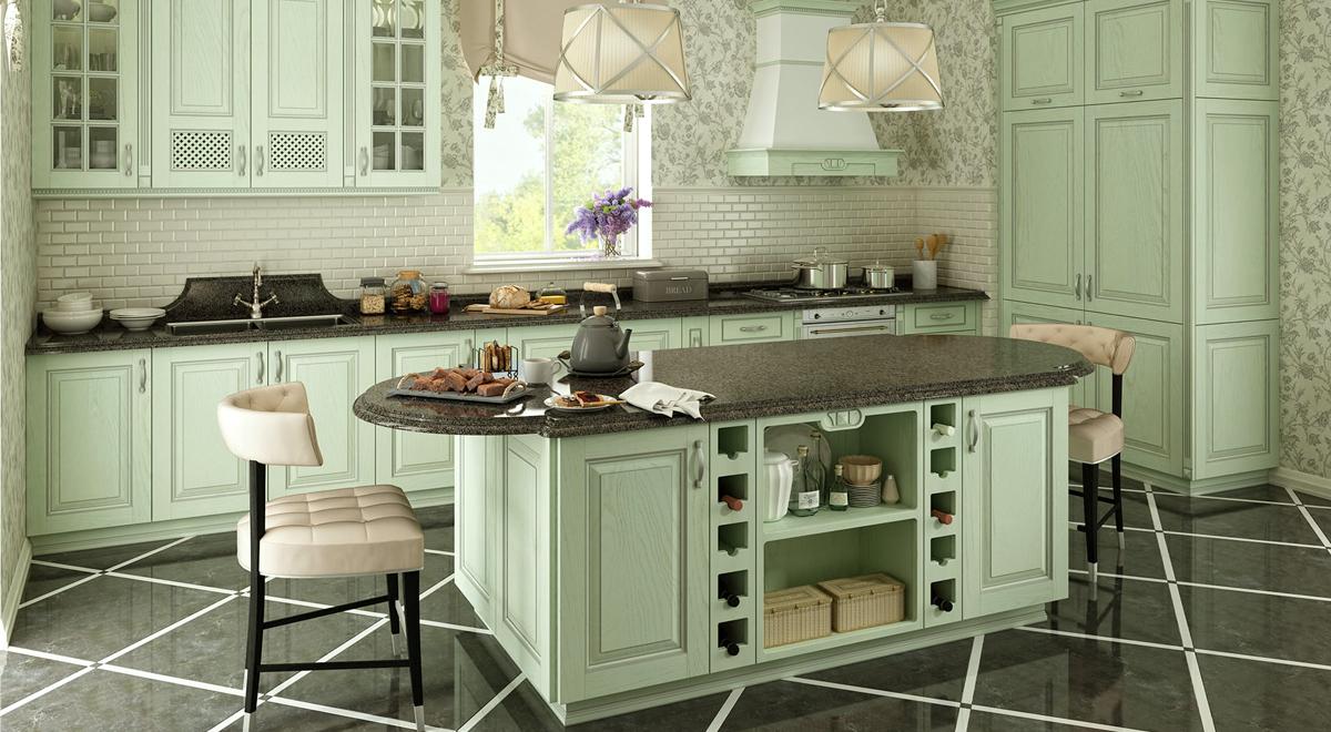 landhaus küche massivholzküchen