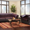 chesterfield couch sofa chesterfield ledercouch