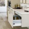 küche mit insel küche modern küche naturholz küchenschrank küche holz grau