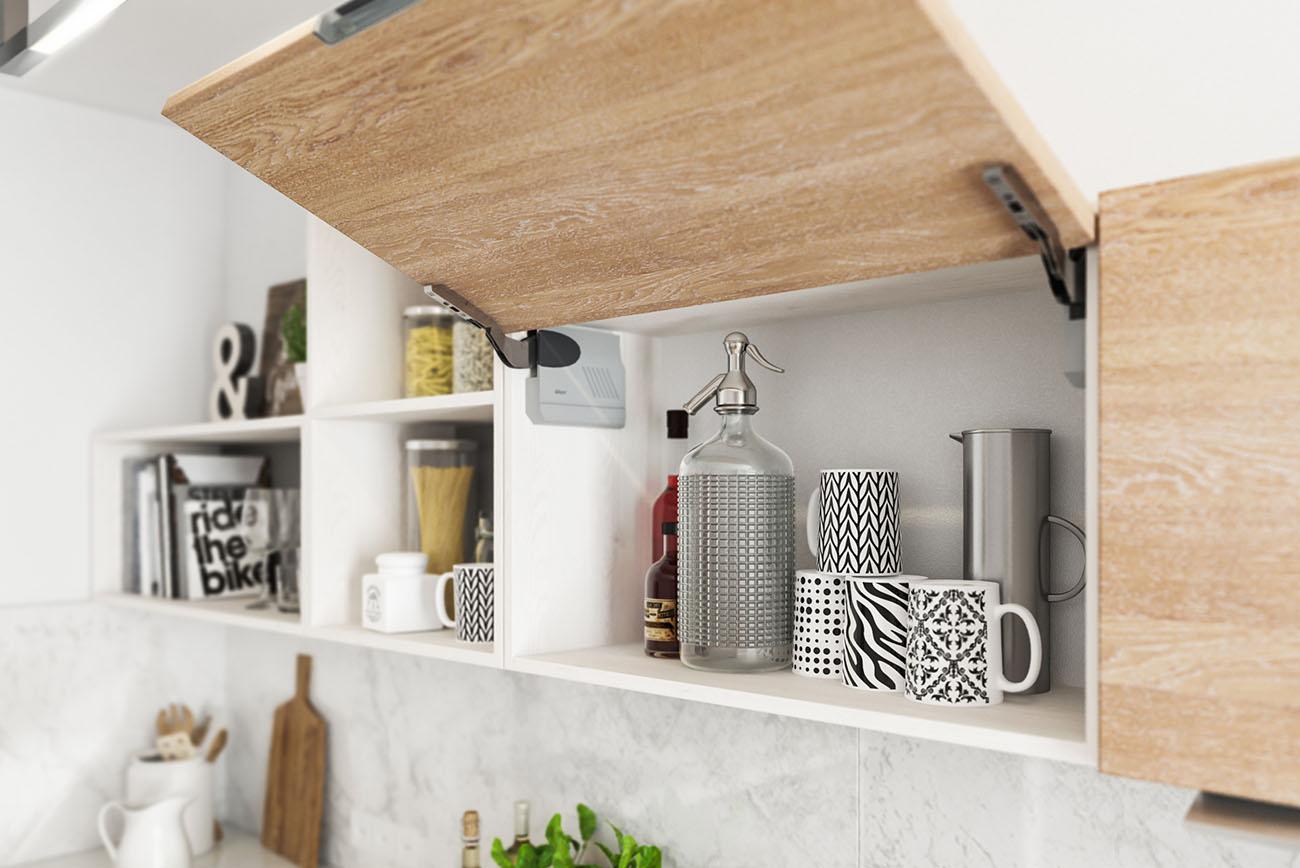 moderne l küchen küche grau