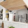 grifflose küche küchengestaltung moderne landhausküche