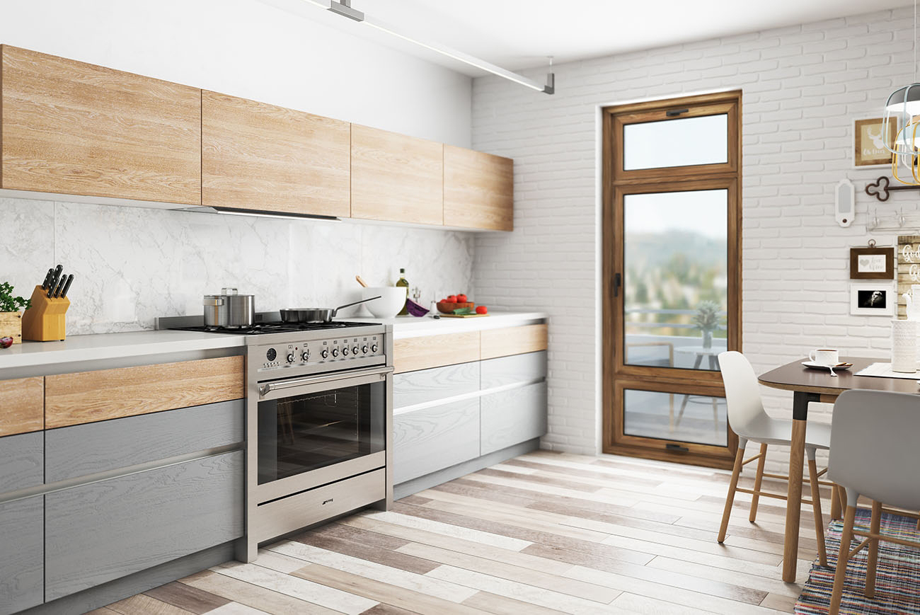 eckküche schöne moderne küchen