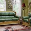 sofa grün sofa mit bettfunktion echtleder sofa
