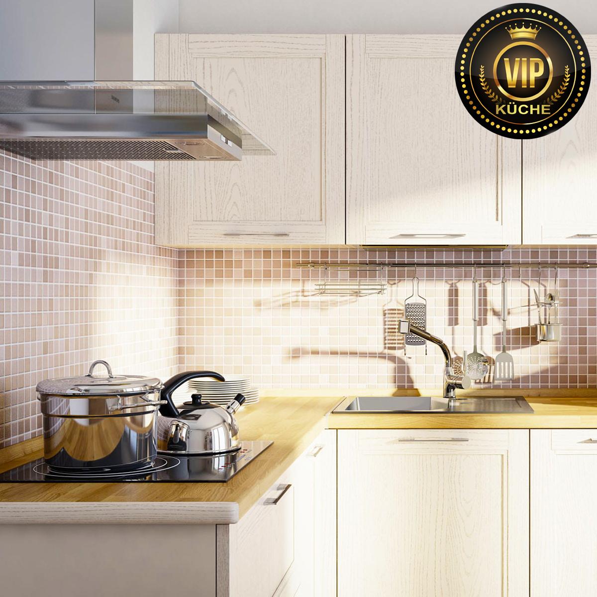 küche weiß einbauküche echtholz winkelküche massivholz moderne küchen