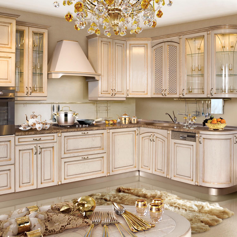 landhausküche mediterran einbauküche landhausstil echtholz küche l form küchenzeile