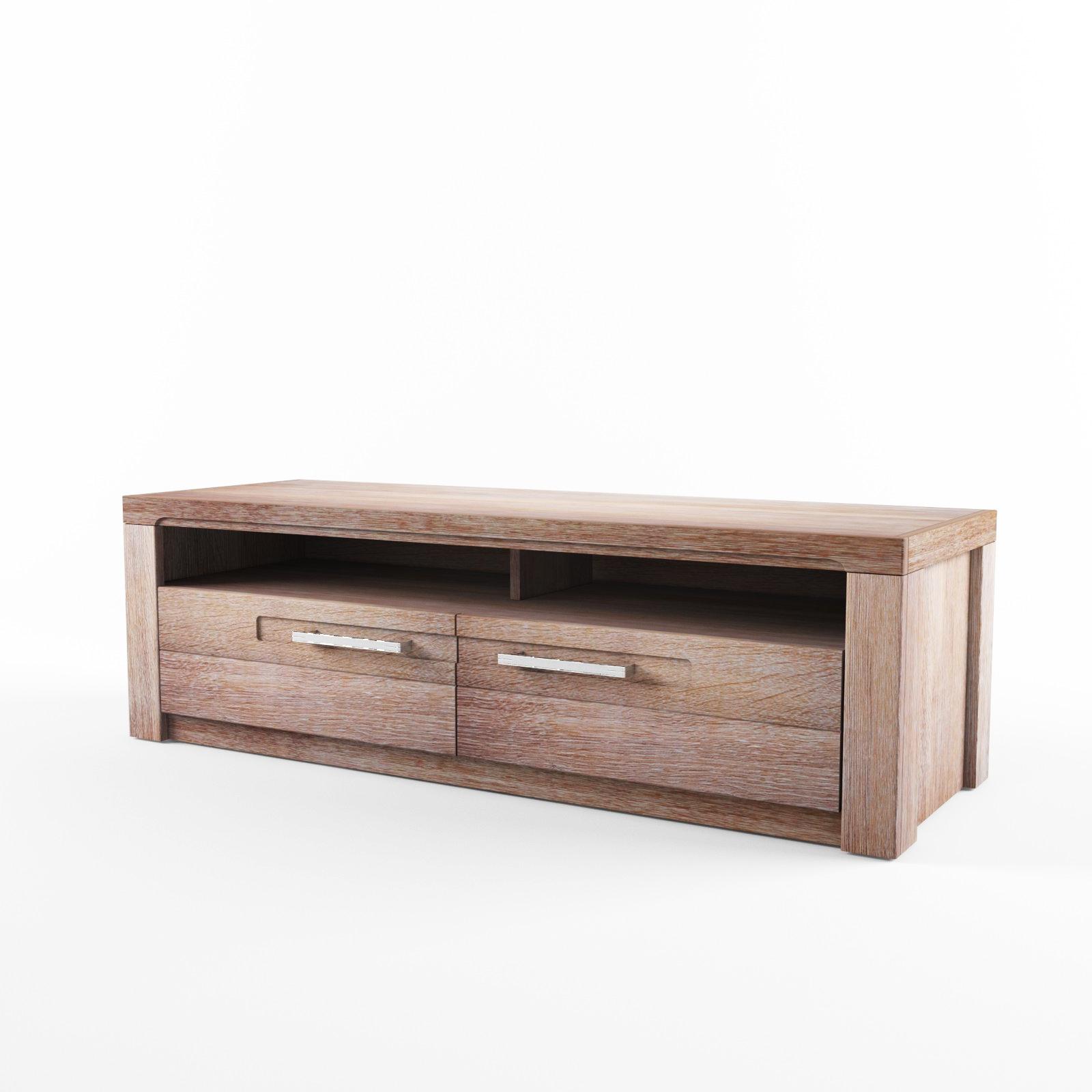 massivholzmöbel lowboard eiche massiv möbel echtholz eichenmöbel