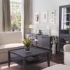 wohnzimmer einrichten wohnzimmermöbel anthrazit komplettes wohnzimmer kaufen