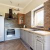 einbauküche kücheneinrichtung echtholzküche landhaus