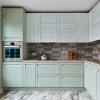küche l form winkelküche ohne geräte küche naturholz
