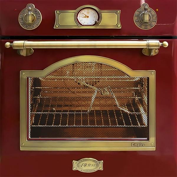 einbauküche mit elektrotechnik