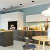 küchenzeile küche mit kochinsel landhausküche weiß