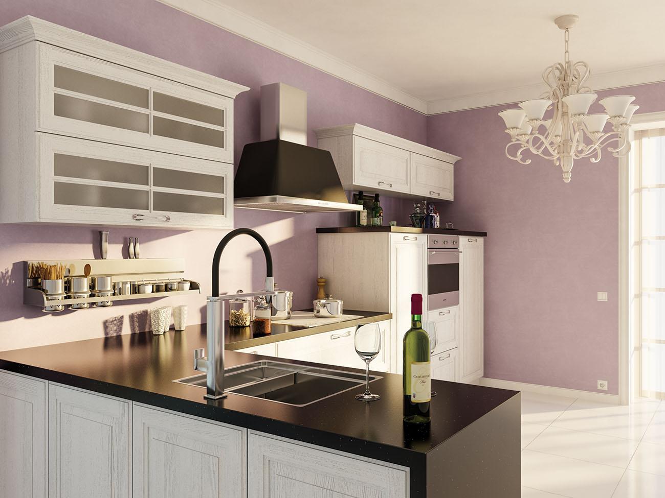 massivholzküche küchenmöbel winkelküche küche eiche