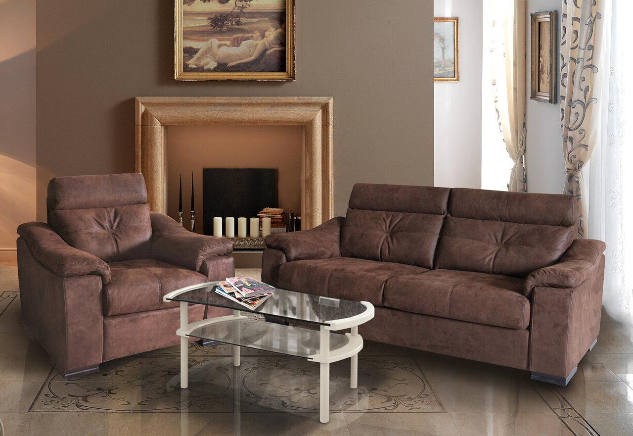 polstermöbel braunu couch mit schlaffunktion