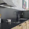 moderne küchen echtholzküche