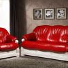 sofa garnitur 3 teilig leder