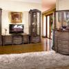 hochwertige massivholz möbel antik einrichtung wohnzimmer