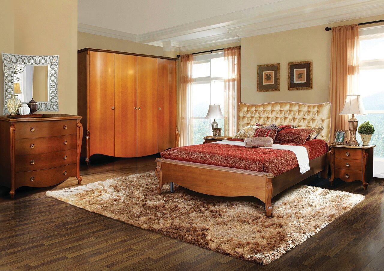 komplett schlafzimmer landhausstil schlafzimmermöbel
