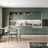 offene küche wohnzimmer küchenmöbel moderne küchenzeile