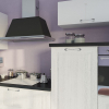 eckküche moderne küche weiß hochglanz küchenblock eckküche