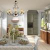 küchen landhausstil mediterran italienische möbel küche mintgrün