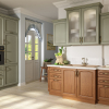 landhausmöbel küche echtholz