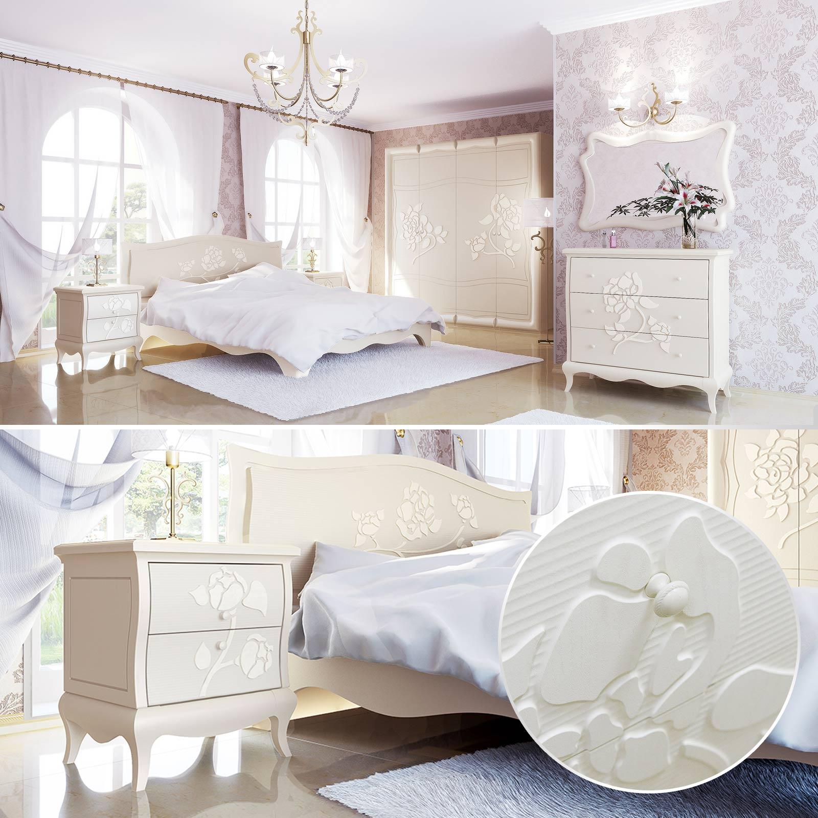 schlafzimmer komplett landhausstil möbel schlafzimmermöbel schlafzimmer einrichten