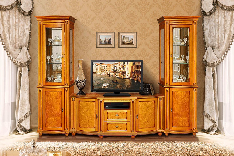 designermöbel exklusive wohnwand