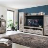 wohnwand skandinavisch wohnzimmer ideen modern wohnwand modern grau