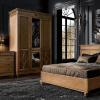 komplett schlafzimmer landhausstil echtholzmöbel