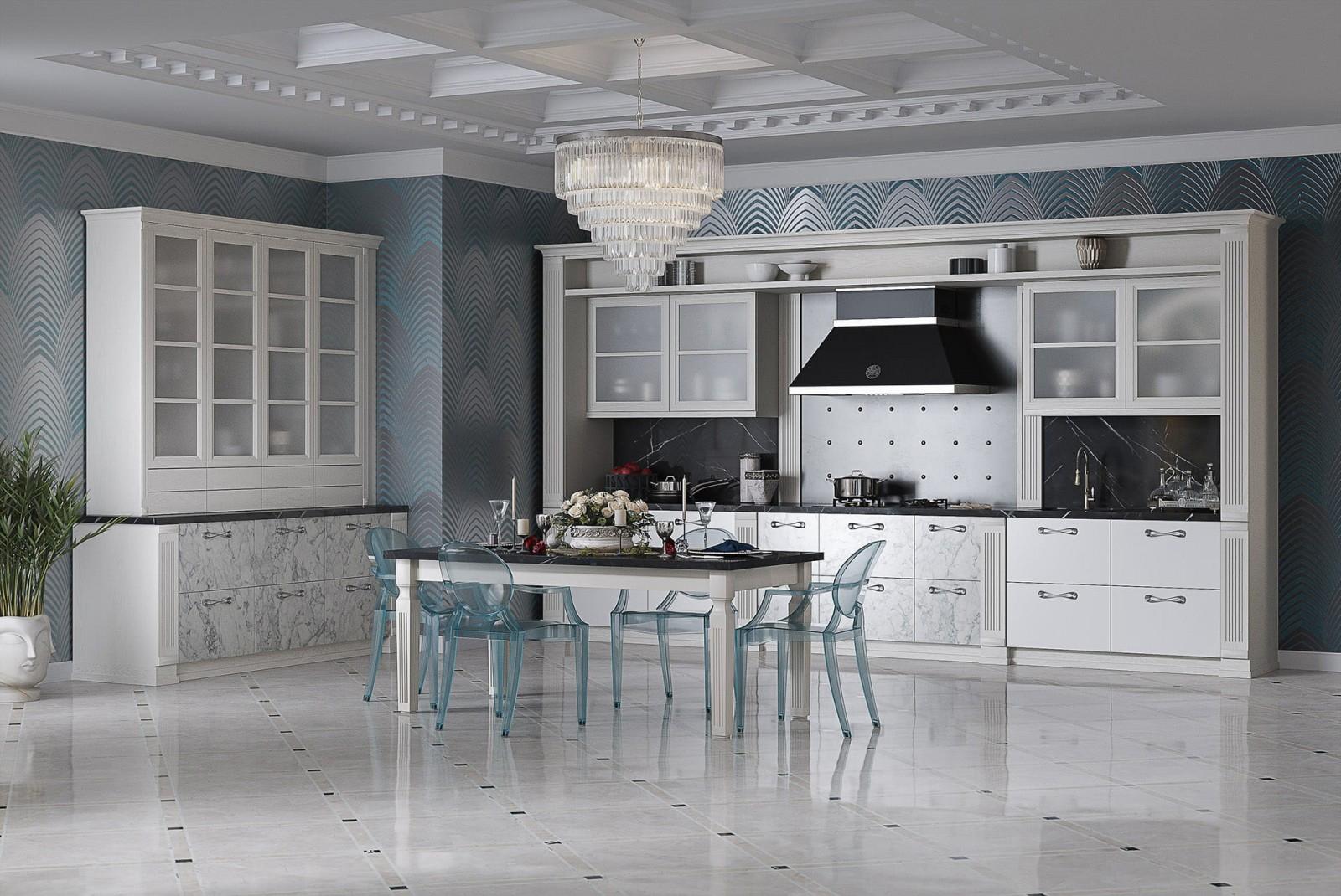 weiße küche landhausküche